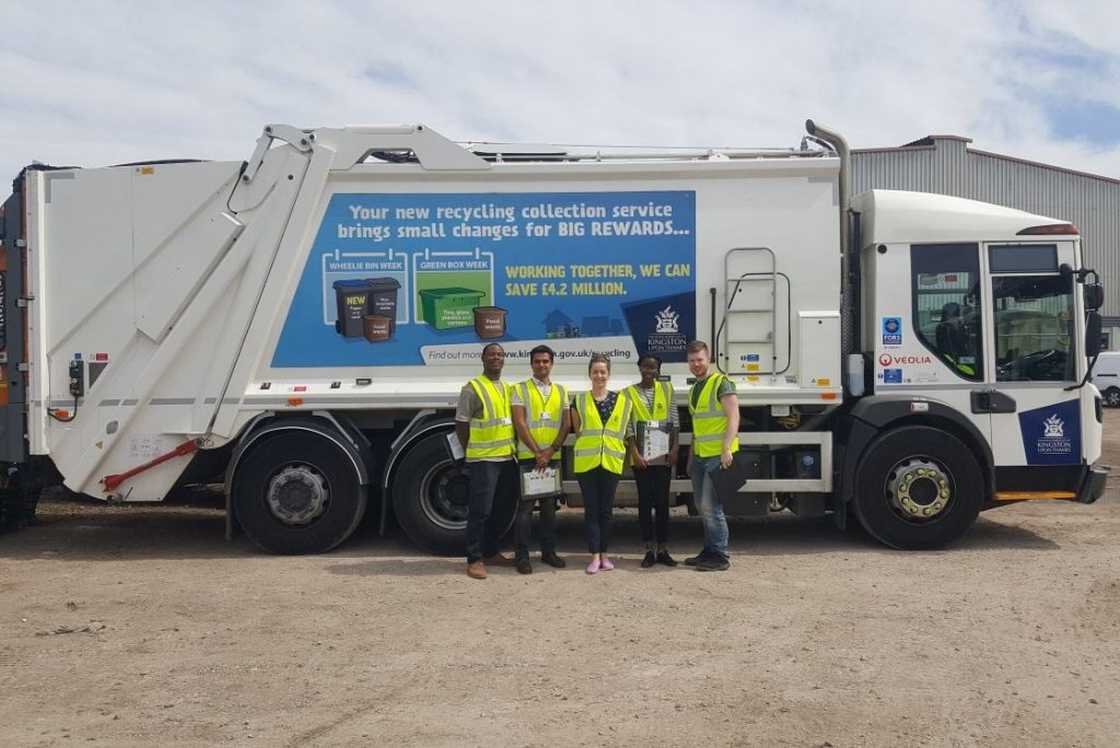 waste and recycling advisors