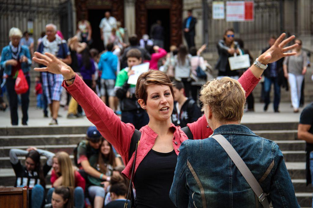 create mass student engagement